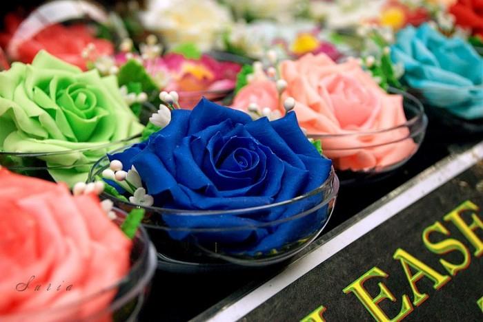 Букеты цветов и модные тенденции